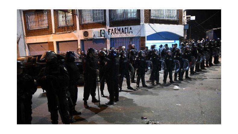 Hallaron 9 cajas fuertes y más de 2 millones de pesos en La Salada