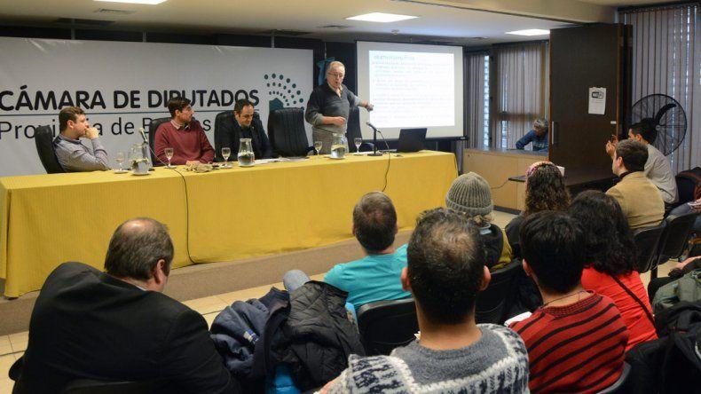 Se realizó el Primer Congreso Argentino de Cannabis y Salud en la Cámara de Diputados bonaerense