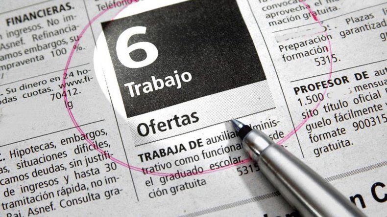 El 7% de los hombres del aglomerado Comodoro Rivadavia-Rada Tilly se encuentran desocupados según las estadísticas del INDEC.