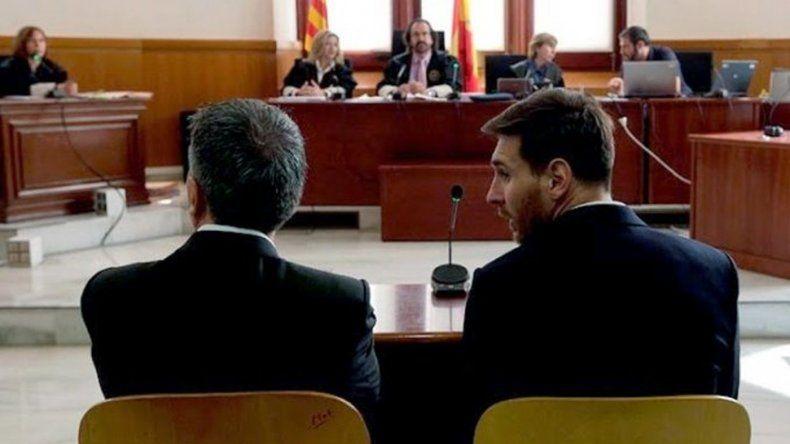 Messi pagará una multa a cambio de su pena por evasión en España