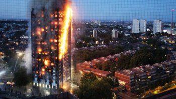 El incendio de Londres empezó a causa de una heladera