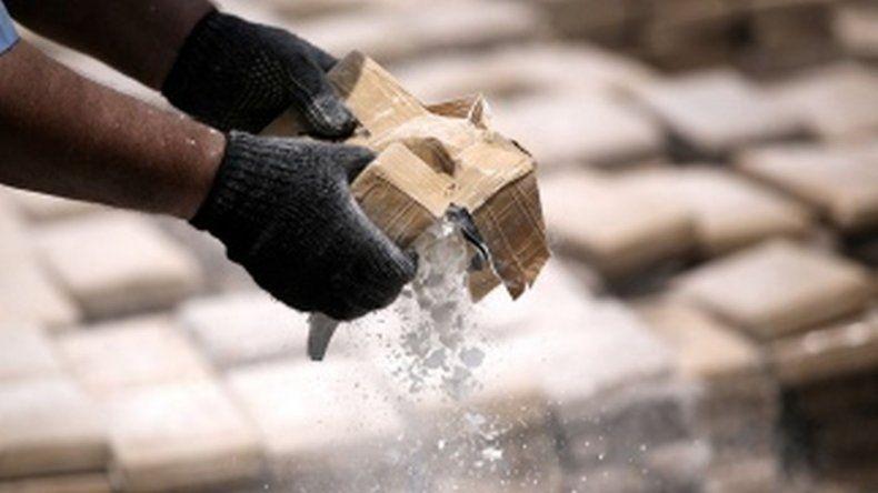 Chile es el tercer consumidor de cocaína del continente