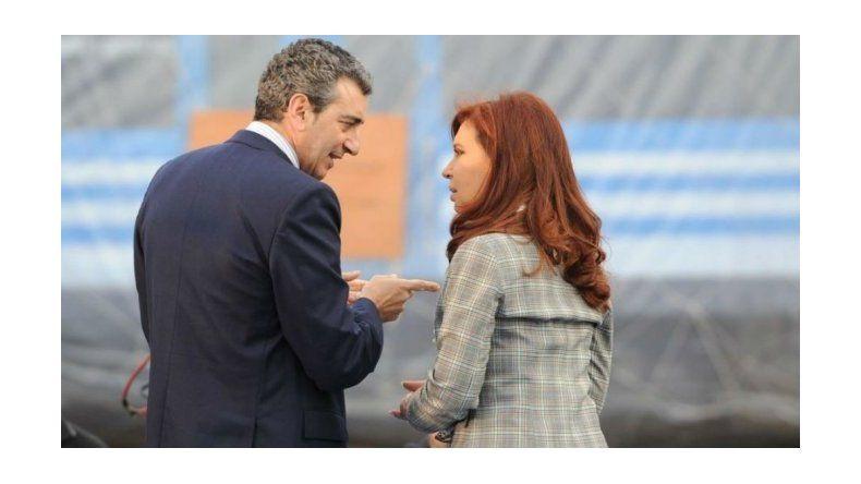 Cristina Kirchner le dijo a Randazzo que será candidata