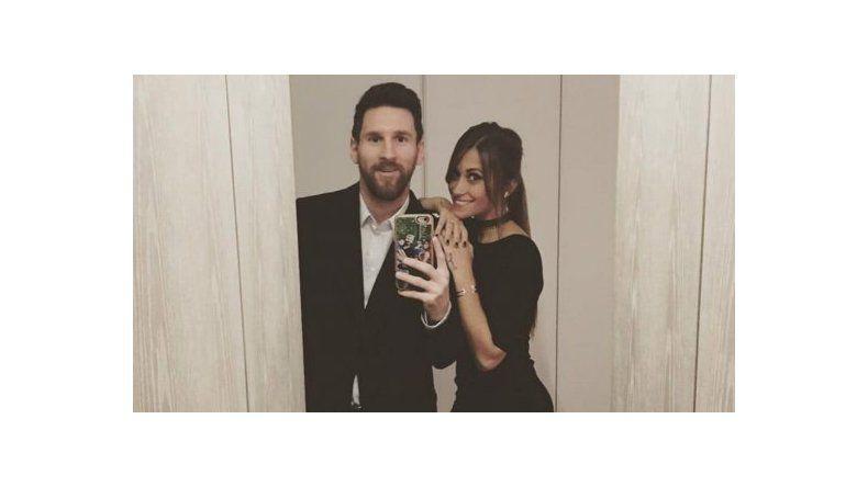 El mensaje de Antonella Roccuzzo a Messi: Feliz cumple al amor de mi vida