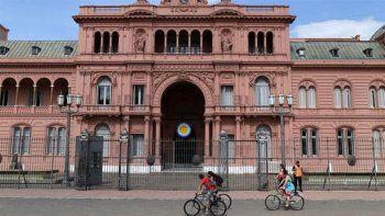 Detuvieron a un hombre armado que quería ver a Macri en Casa Rosada