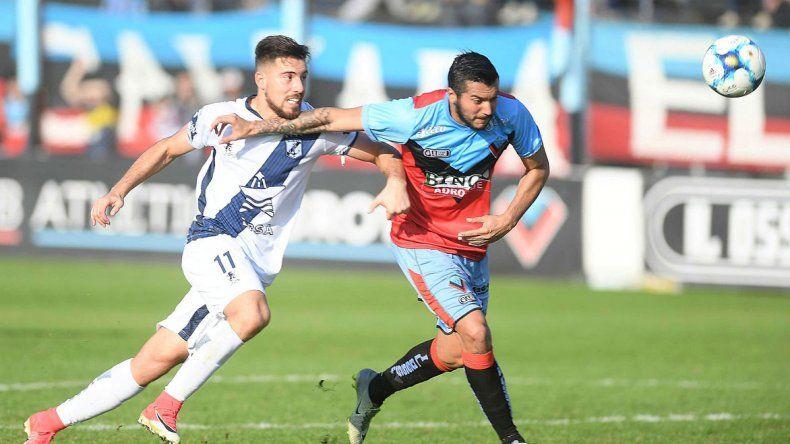 Guillermo Brown dejó escapar otra chance de afianzarse en la zona de ascenso a Primera.