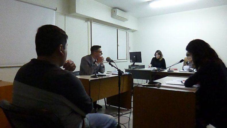 Andrés Pitu Almonacid fue reconocido y seguirá detenido