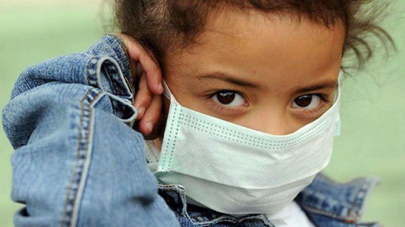Son nueve los casos de influenza que se registraron este mes en Comodoro Rivadavia.