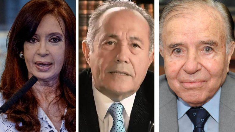 Tres expresidentes figuran en las listas para las PASO