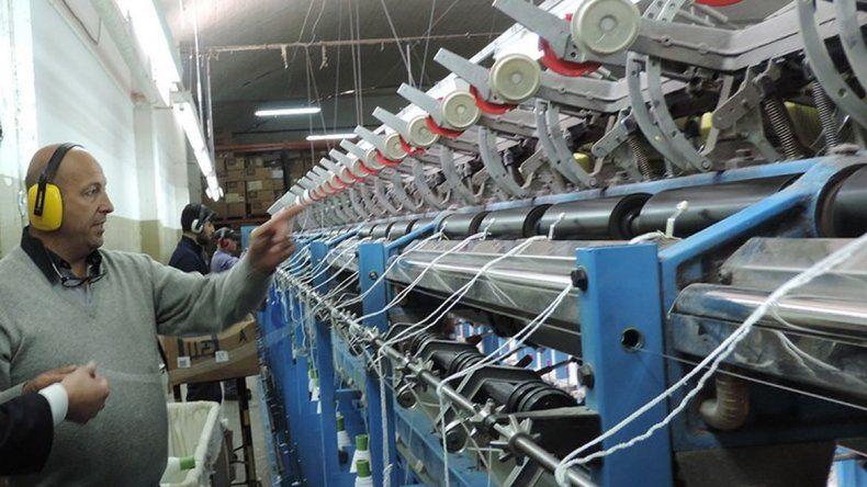 Otra planta textil en crisis en Trelew