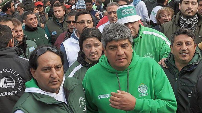 Pablo Moyano anunció que la CGT se acoplará a las protestas que organicen las CTA.