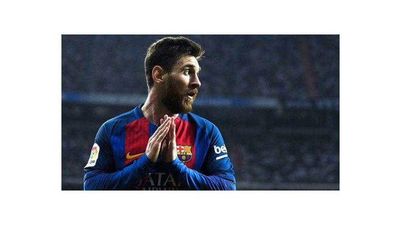 La carta de los limpiavidrios de Rosario a Messi