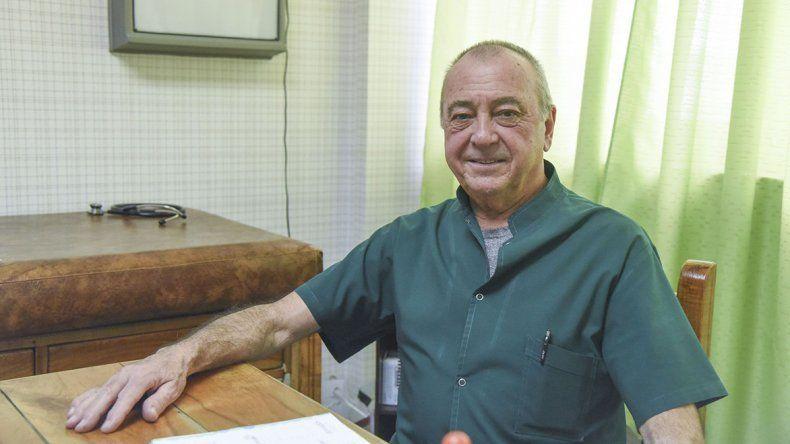Norberto Martín nació en Caseros