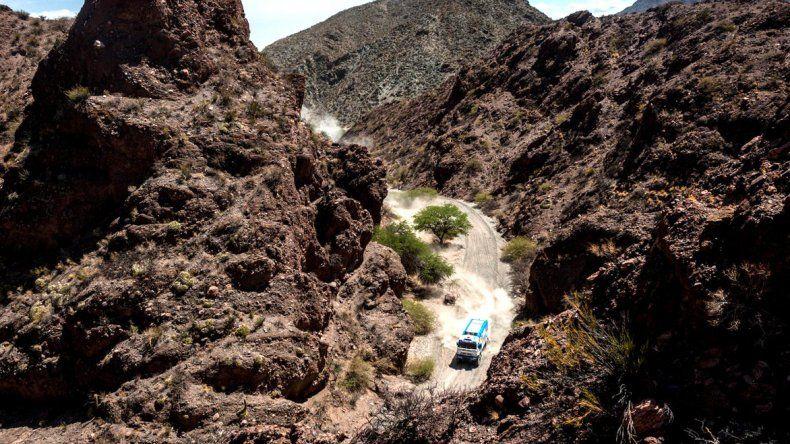 Los cañadones de Salta volverán a ser el escenario de la carrera que atrae a gran número de turistas.