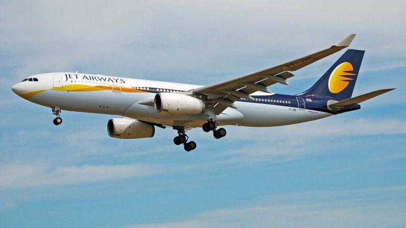Es la primera vez que en un vuelo de Jet Airways nace un bebé.