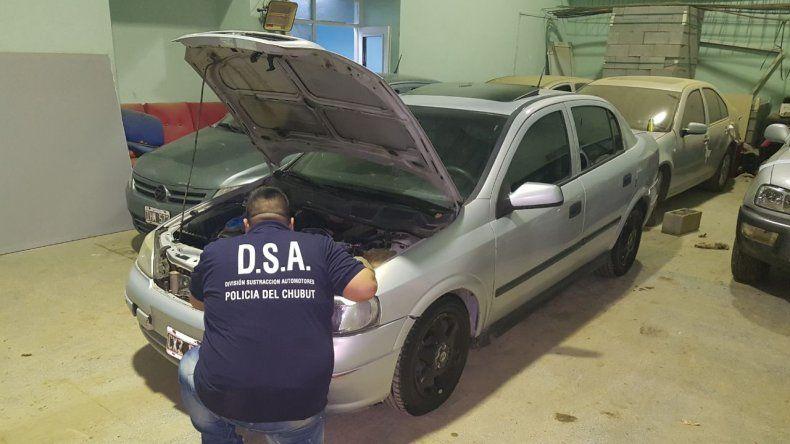En menos de 24 horas secuestraron dos autos con pedido de captura