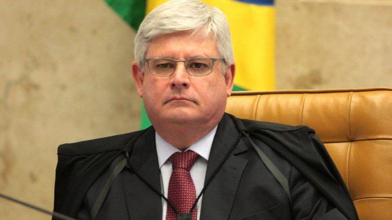 Rodrigo Janot defendió la acusación que realizó contra el presidente Michel Temer.