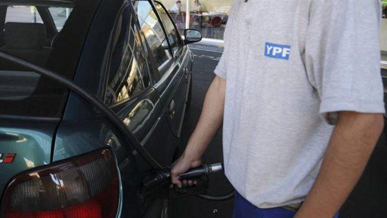 Hoy entra en vigencia un nuevo aumento de combustibles.