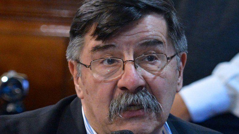 El senador Alfredo Martínez dio a entender que están dadas las condiciones para que en la audiencia pública nacional se apruebe el Estudio de Impacto Ambiental de las represas sobre el río Santa Cruz.