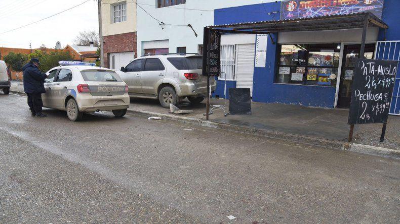 Bayón fue acribillado en plena calle Sanfedele