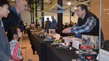 Gran convocatoria en la Expo Hobby Patagonia