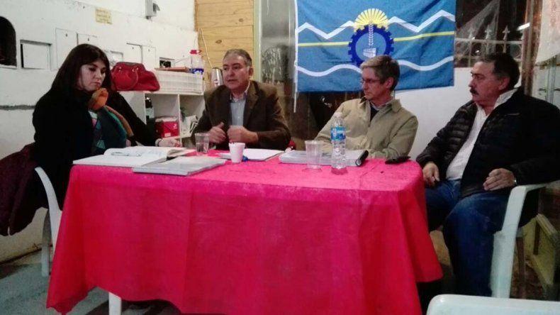 El diputado Manuel Pagliaroni manifestó su apoyo al proyecto.