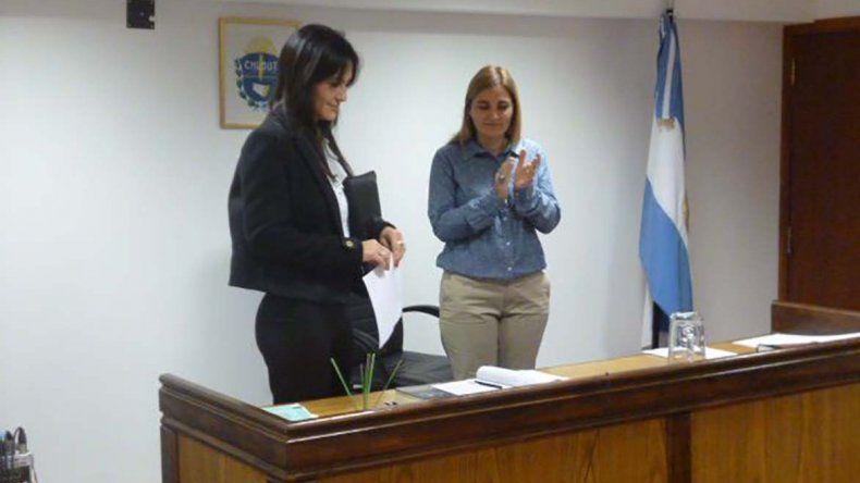 Una psicóloga se integró al SAVD de Sarmiento