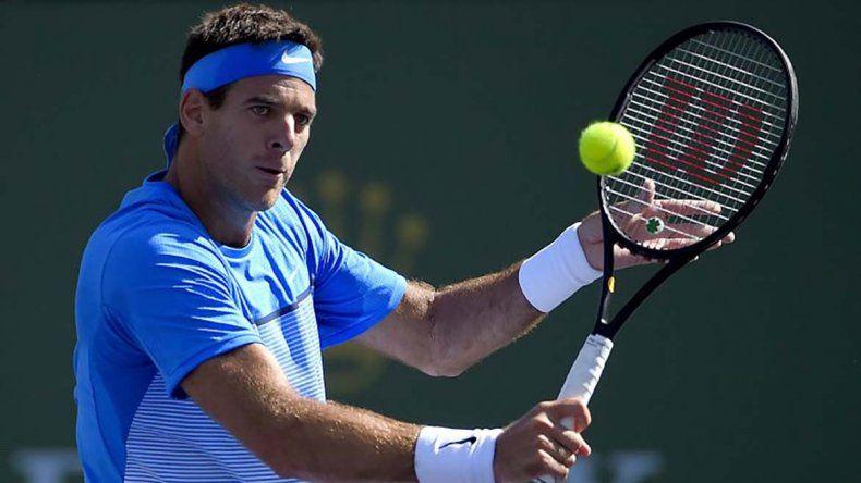 El tandilense Juan Martín Del Potro inicia su octava participación en Wimbledon.