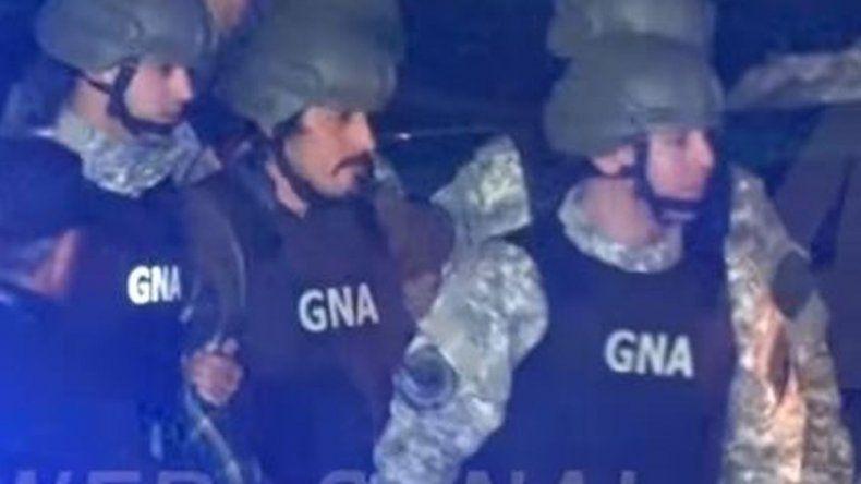 Jones Huala habló desde la cárcel y en Buenos Aires se movilizaron por su liberación