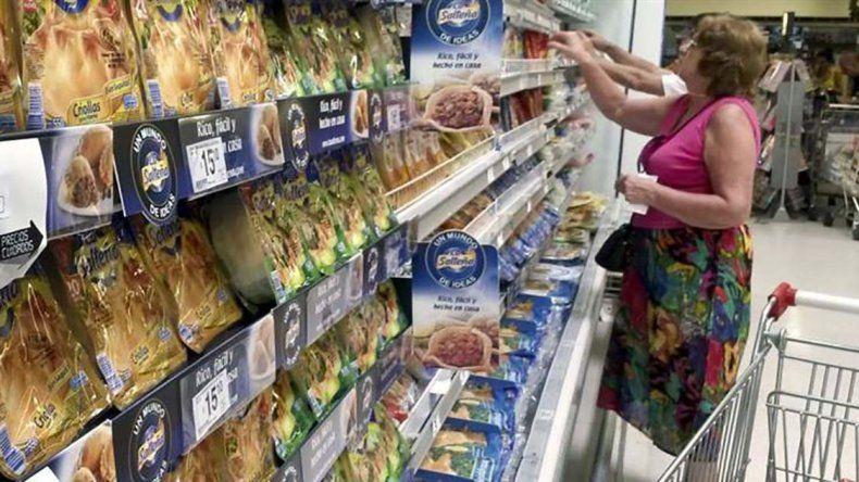 El IPC del Congreso estimó una inflación del 1,6% en septiembre