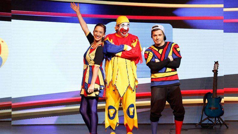 Payabuelo se llama el nuevo espectáculo del payaso cordobés Piñón Fijo.