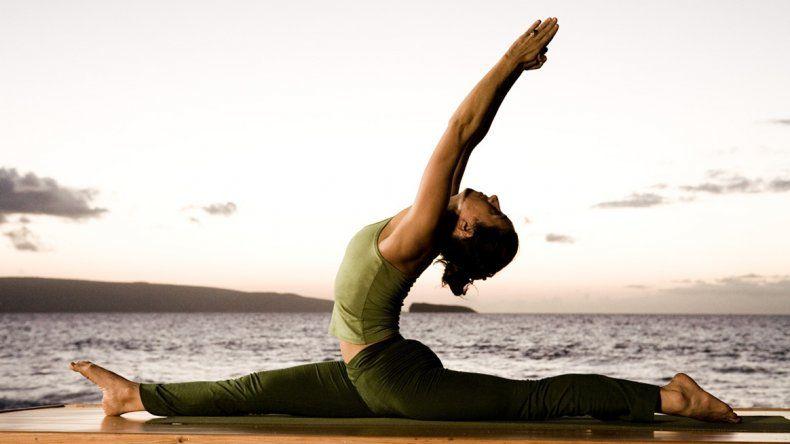 Afirman que el yoga alivia el dolor de espalda