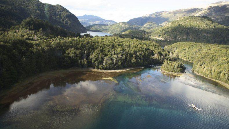 Parque Nacional Los Alerces, Patrimonio Mundial