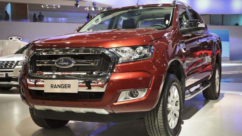 Lanzamiento: Ford Ranger 2018