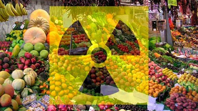 Afirman que son seguros los alimentos sometidos a radiación.