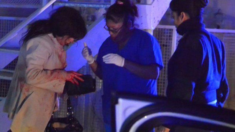 Una adolescente de 14 años grave tras recibir un escopetazo