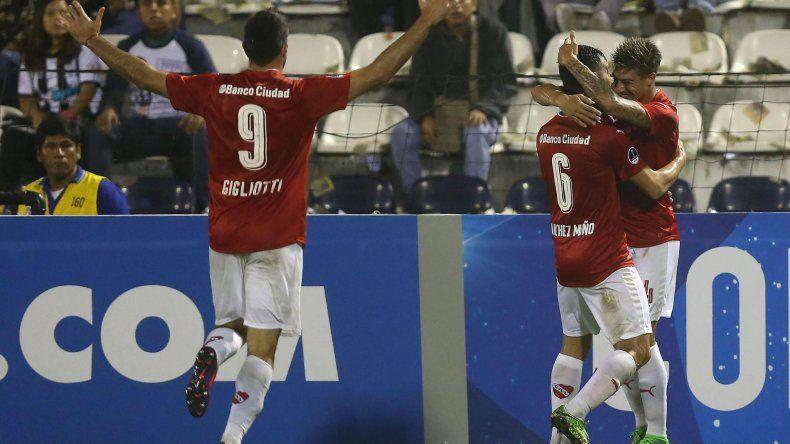 Independiente recibe a Deportes Iquique