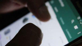 Arrestaron a 50 personas por compartir pornografía infantil por Whatsapp