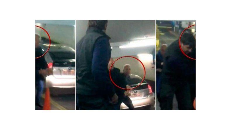 Flavio Mendoza, procesado y embargado por pegarle a un empleado de un garage