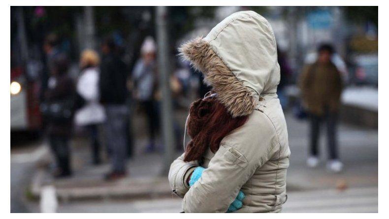 Se viene una semana con bajas temperaturas en todo el país.