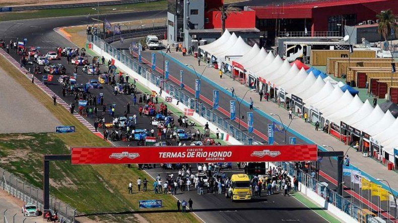 Todo listo para que el WTCC arranque su fiesta en el autódromo de Termas.