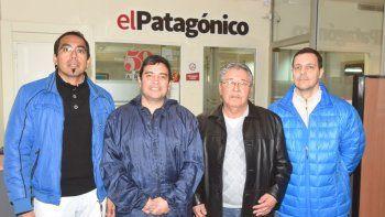 El exdiputado provincial, Anselmo Montes, visitó El Patagónico y presentó su propuesta de cara a las PASO.