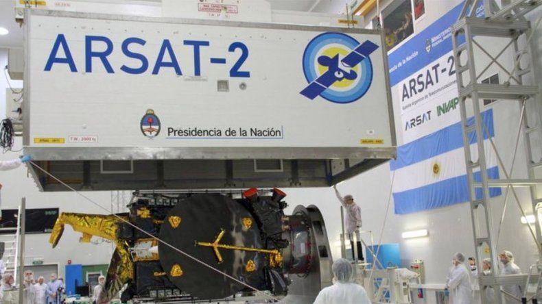 Macri defendió la privatización de Arsat