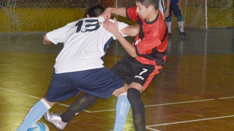 El futsal promocional vivió otra doble jornada.
