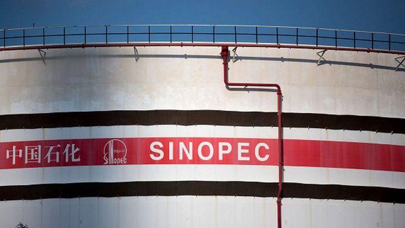 Sinopec amenaza con desinvertir por el alto costo laboral