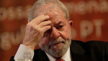 La justicia de Brasil habilitó la detención de Lula Da Silva