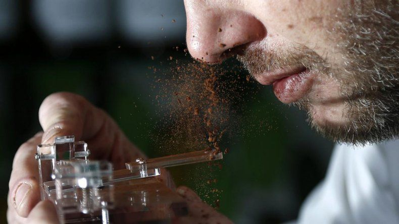 Inhalar cacao puro, una moda peligrosa