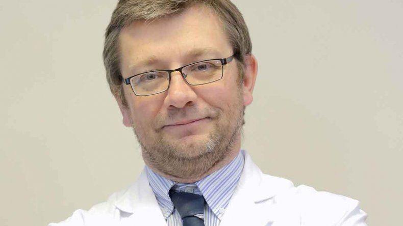 El médico Marcelo Fellner destacó que en el último mes se aplicaron más 500 vacunas en ese sanatorio.