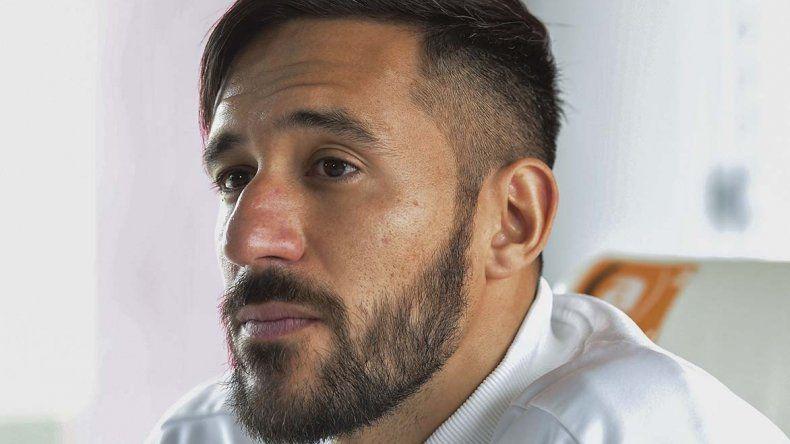 El experimentado Jonás Gutiérrez viene de jugar en Defensa y Justicia y ahora espera aportarle lo mejor a Independiente.