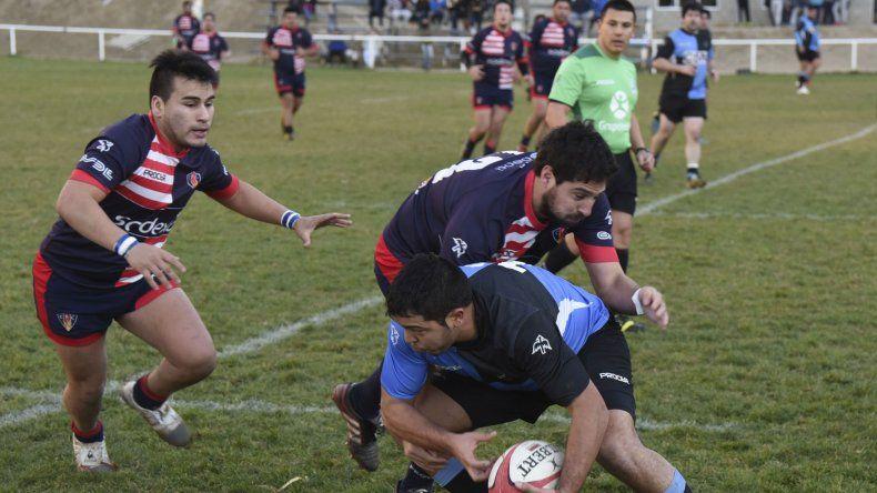 Comodoro RC será local esta tarde de Calafate RC por el torneo Oficial que organiza la Unión Austral.